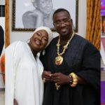 Gifty Anti and husband, Nana Ansah Kwao