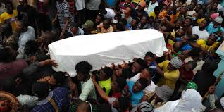 Thousands Pay Last Rest To Ali Ahmed Maikano As His Mortal Remains