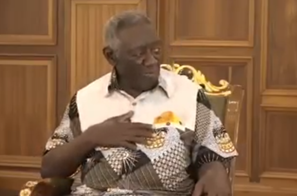 LGBTQ+ is an abomination – Former President Kufuor [Video] 4