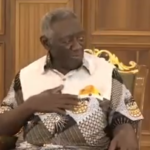 Former President of Ghana, John Agyekum Kufuor