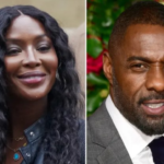 Naomi Campbell and Idris Elba (Photograph: Agencies)