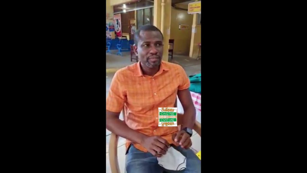 Mark Okraku-Mantey shares this message after taking Covid-19 vaccine [Video] 4