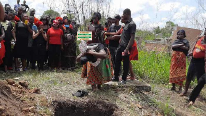 25-yr-old allegedly murdered by boyfriend in Ho laid to rest