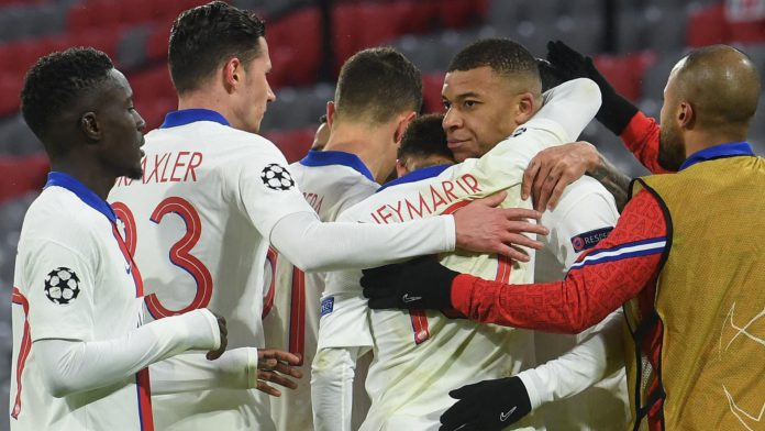 PSG Image credit: Getty Images
