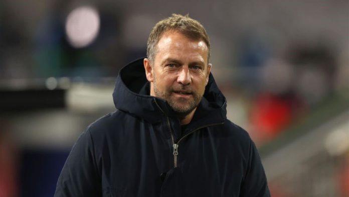 Bayern-Trainer Hans-Dieter Flick Image credit: Getty Images