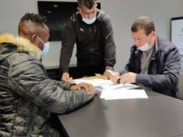 Joseph Esso finalizes move to MC Algers