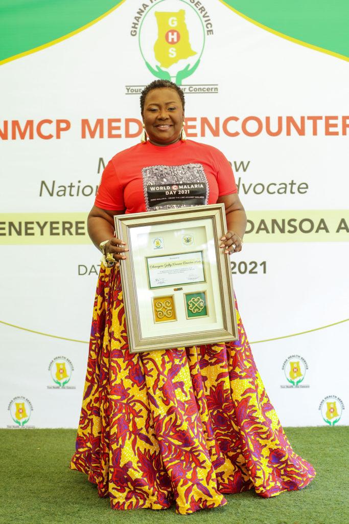 Gifty Anti Malaria advocate
