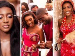 Roseline Okoro and her husband