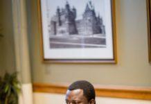 Hon. (Rev) John Ntim Fordjour, MP for Assin South
