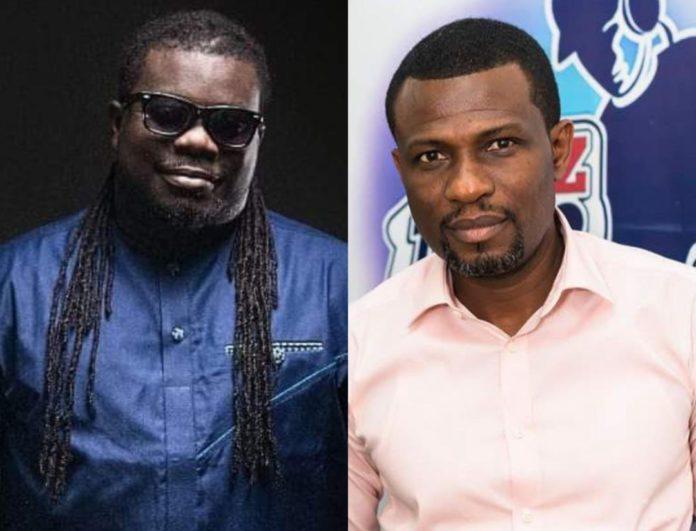 Obour and Mark Okraku Mantey