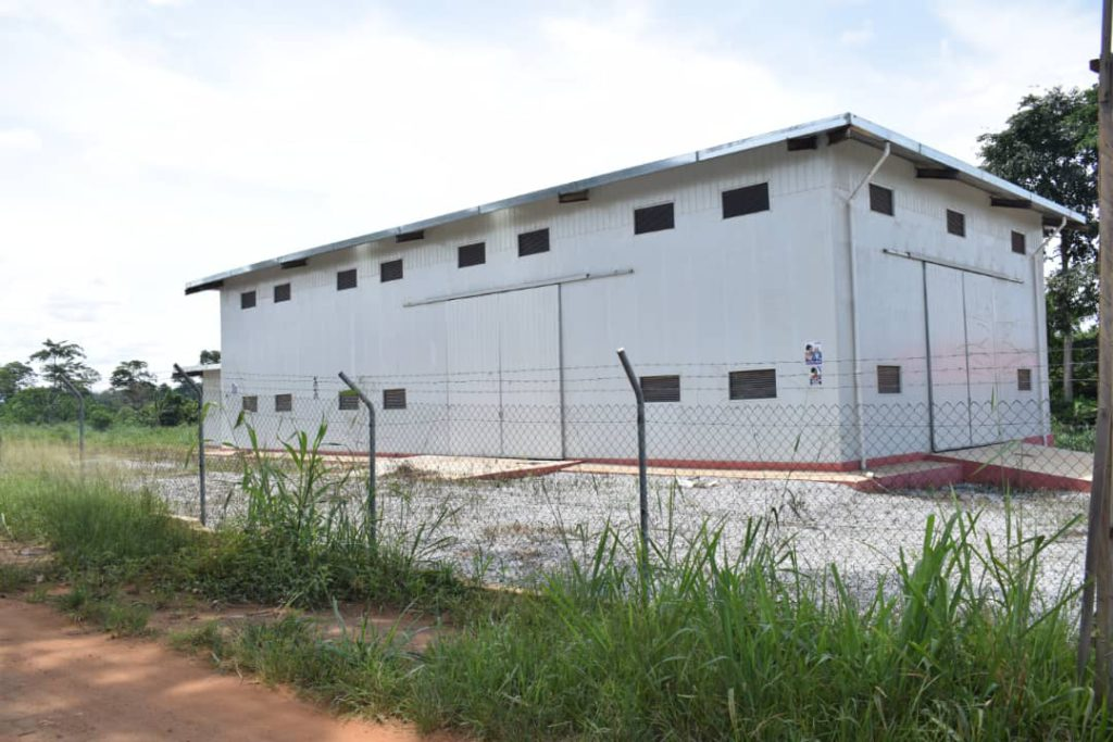 Weed, snakes, take over gov't's One-District-One-Warehouse facilities. 51