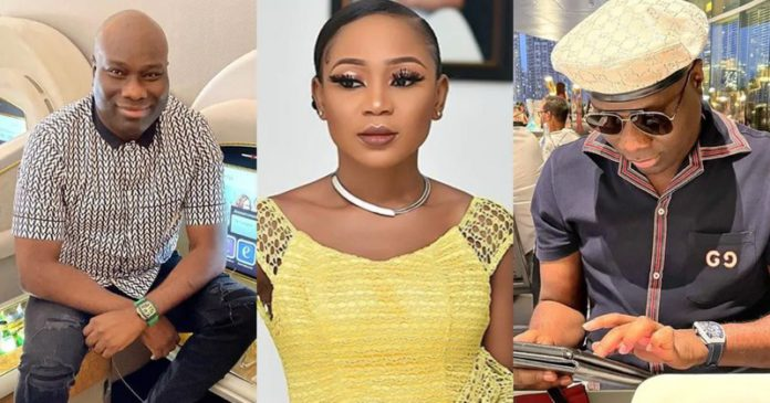 Akuapem Poloo and Nigerian millionaire