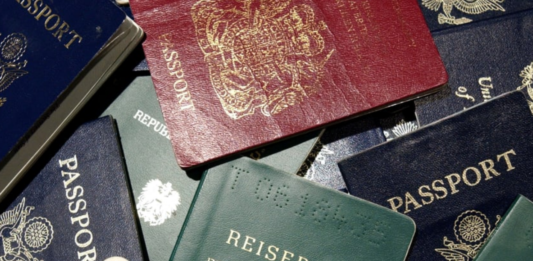 File Photo: Passports | Justin Sullivan/Getty Images North America/Getty Images
