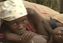 Rwanda's 1994 genocide: mother and son seeks refuge