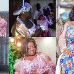 Mercy Asiedu birthday bash
