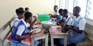Food in Senior high schools