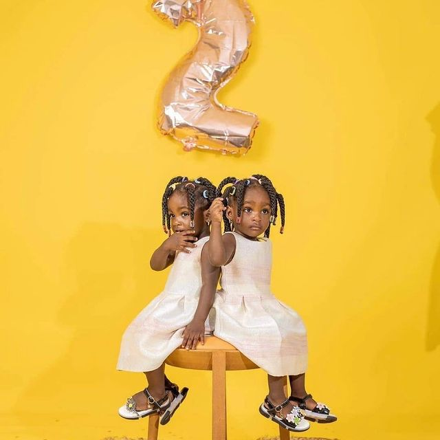Funny Face celebrates daughters' birthday