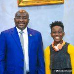 Bawumia and DJ Switch