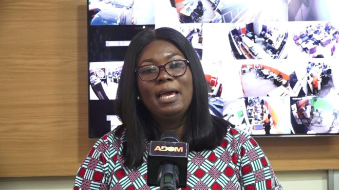 Marketing Manager of SES HD PLUS Ghana Limited, Adelaide Abbiw-Williams