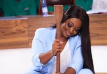 Jackie Appiah pounds fufu on live TV  Adomonline