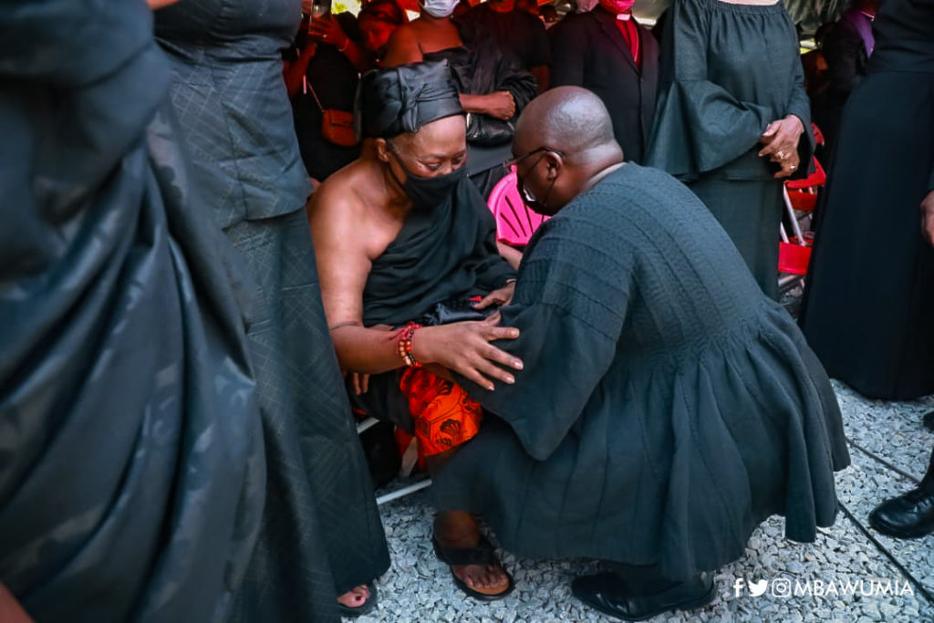 This image has an empty alt attribute; its file name is Amoako-Tuffour-funeral-1024x683.jpg
