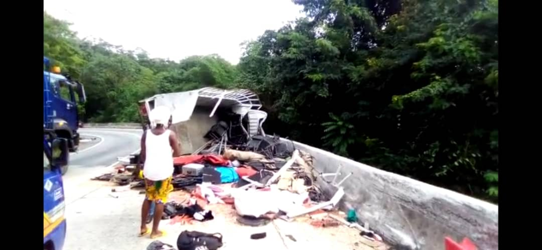 Kwahu-Atibie Accident Takes On Six (6) lives