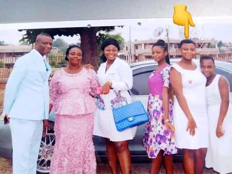 Family photo of final year JHS pupil who committed suicide pops up. 49