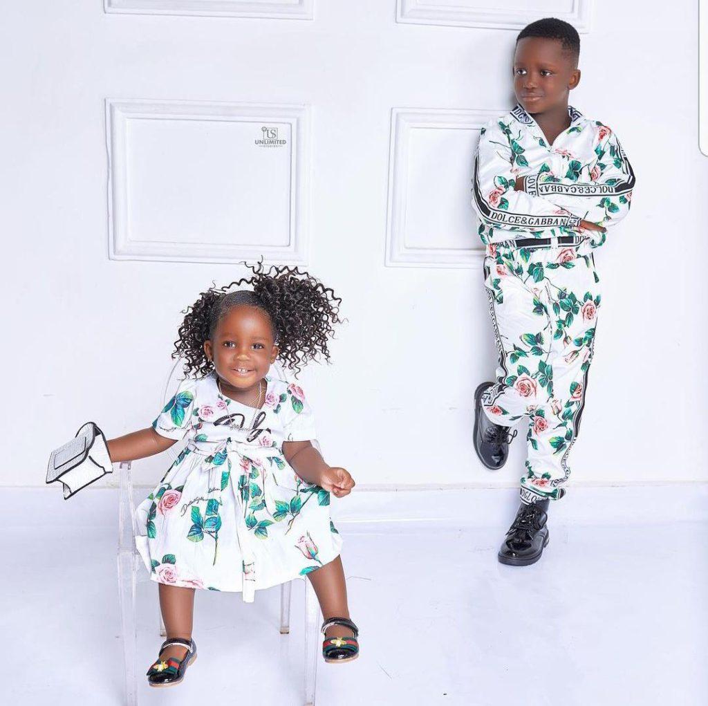 Tracey Boakye drops hot photos to mark daughter's birthday. 71