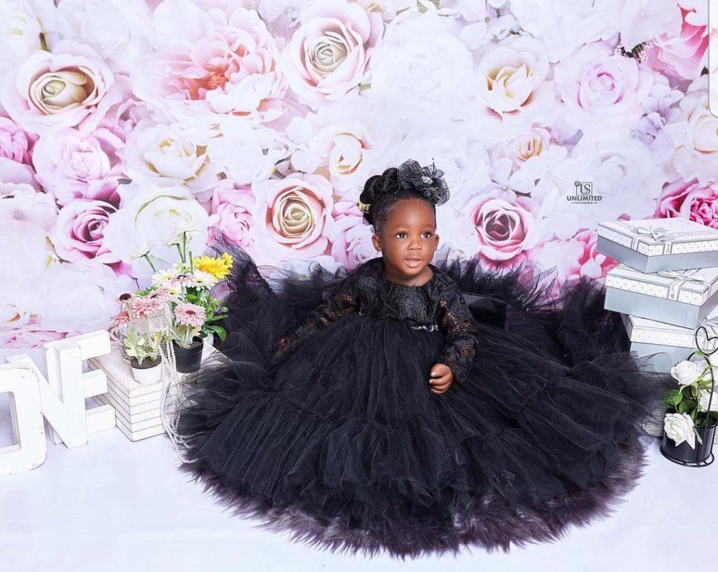 Tracey Boakye drops hot photos to mark daughter's birthday. 66