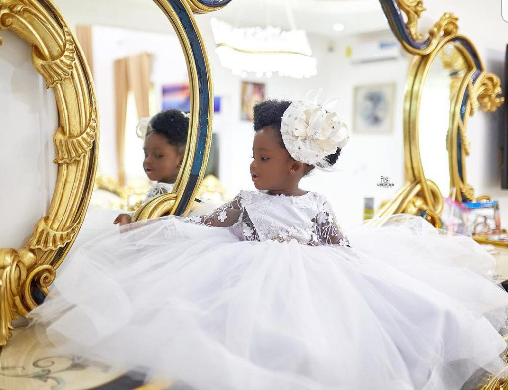 Tracey Boakye drops hot photos to mark daughter's birthday. 65