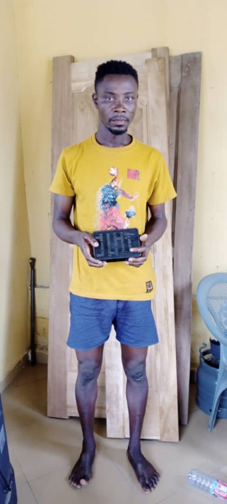 Armed robbers jailed for raping 4-month-old pregnant woman - (Photos). 49