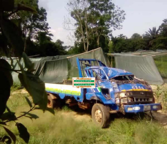 Footballers involved in fatal accident