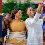 Adwoa Safo and kids