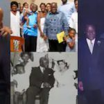 Akufo-Addo and family