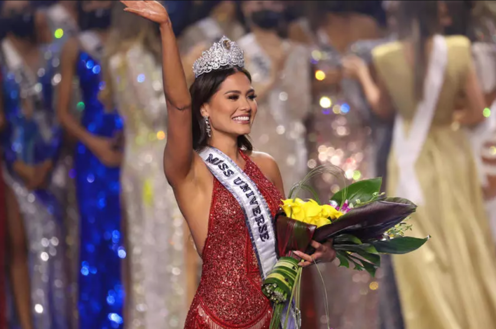 Miss Mexico, Andrea Meza crowned Miss Universe 2021