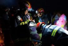 China ultramarathon: Severe weather kills 21 runners