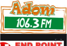 Adom FM and EndPoint Clinic