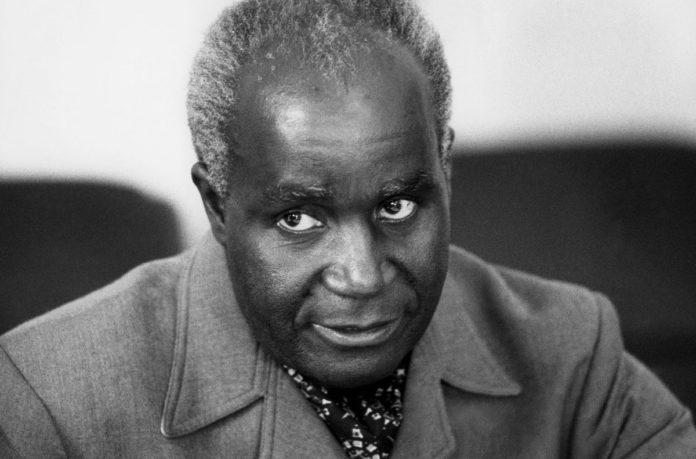 Kenneth Kaunda dead