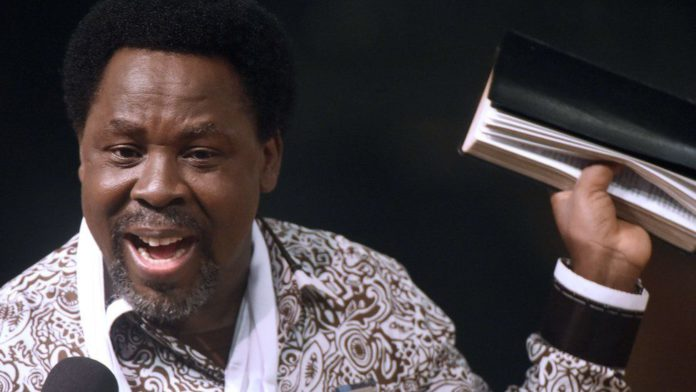 TB Joshua was one of Africa's most influential evangelists, with top politicians among his followers