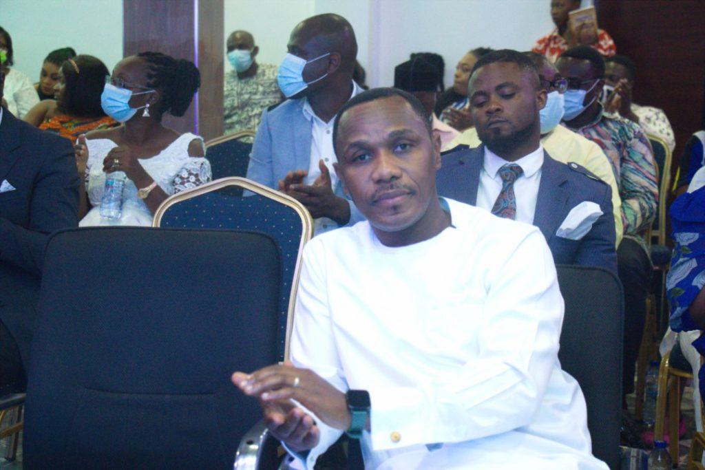 Rev Henry Godson-Afful drops 5th edition of powerful worship medley 'Adonai'