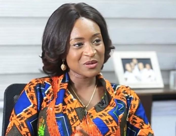 Abena Osei-Asare, Deputy Minister-designate of Finance