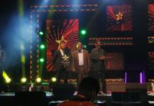 Legendary Highlife musician Bob Pinodo received the Lifetime Achievement Award