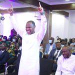 Rev Henry Godson-Afful launches 5th edition of powerful worship medley, 'Adonai' at Pilma Hotel, Accra