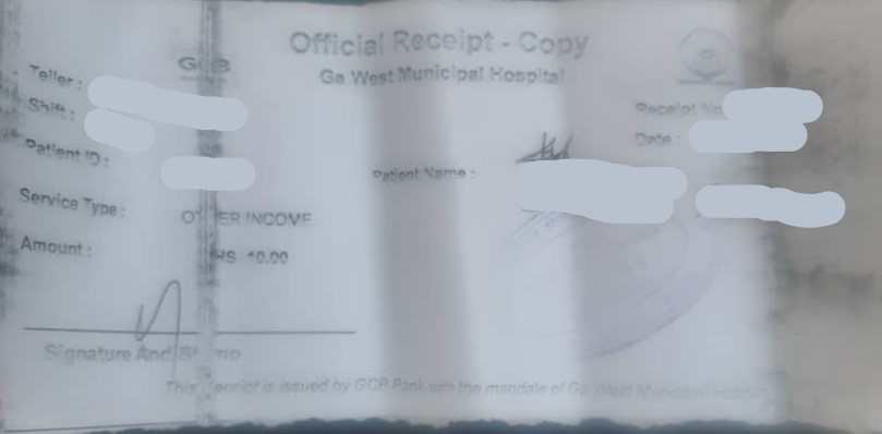 Pay or Die: The Agony of Pregnant Women (Part II); Korle Bu Teaching Hospital, others exposed