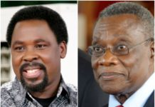 When late President Atta Mills met late TB Joshua