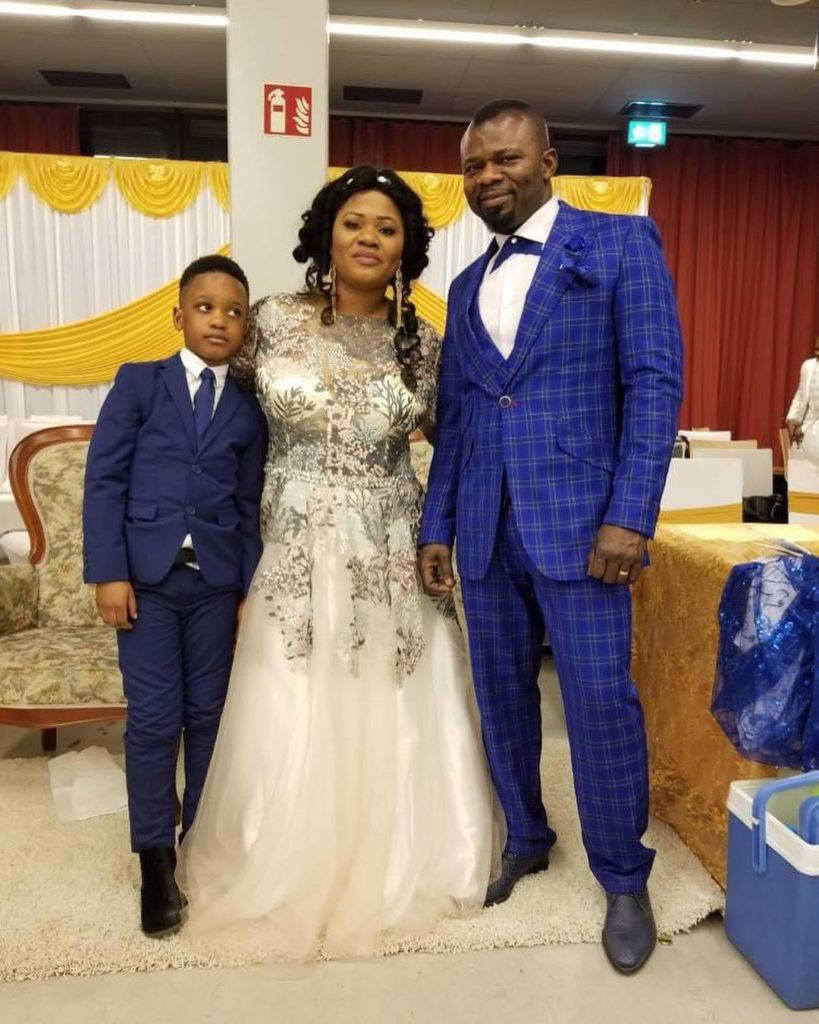 Obaapa Christy drops jaws with husband's beautiful birthday photos. 52