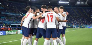 England cruise into Euro 2020 semi-final with Ukraine demolition Image credit: Getty Images