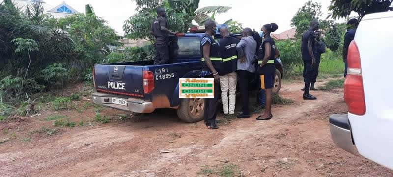 Feyiase driver's murder: Suspect