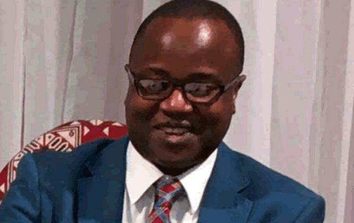 First Deputy Governor of the Bank of Ghana, Dr. Maxwell Opoku-Afari