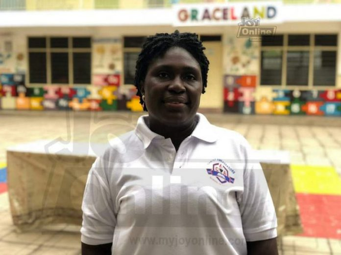 Our day: Mrs Appiah, Ozwald's teacher